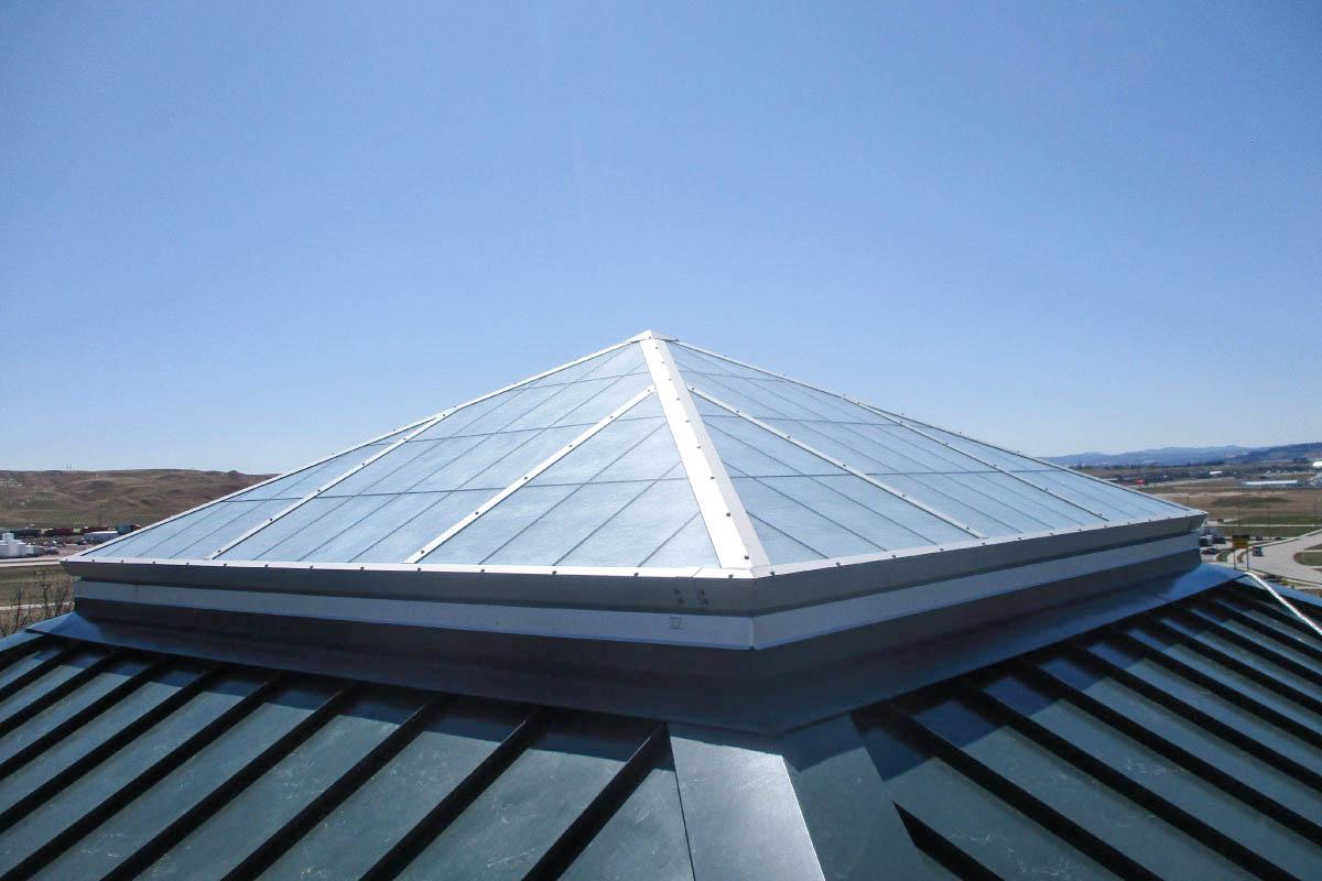 Pyramid Skylight