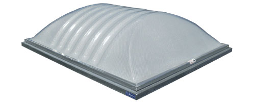 Commercial Prismatic Dome Skylights